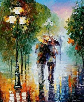 quadro-casal-na-chuva